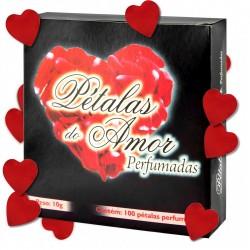 Pétalas do Amor Perfumadas 10g 100 pétalas - Garji