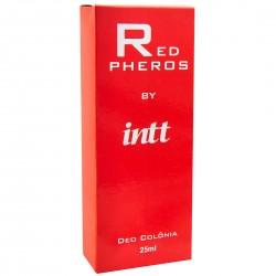 Red Pheros Perfume Masculino 25ml - Intt
