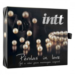 Pérolas in Love Kit Colar e Gel - Intt