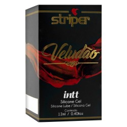 Veludão Striper Lubrificante Siliconado 12ml Intt
