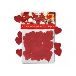 Petalas Aromáticas Sexy Fantasy com 60 unidades Vermelhas