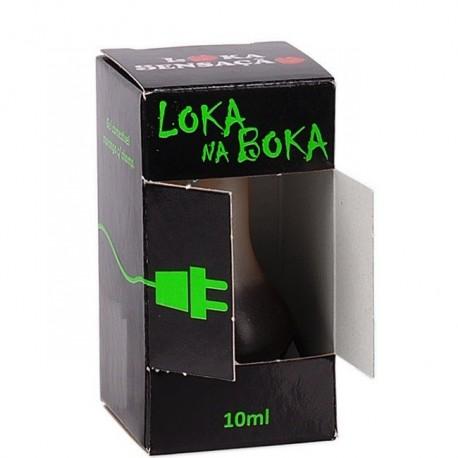 Loka na Boca Gel Eletrizante 10 ml - Loka Sensação