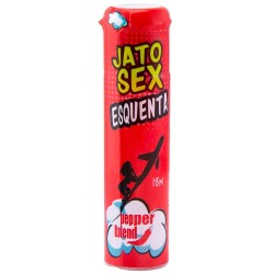 Jato Sex Esquenta Excitante 18 ml - Pepper Blend