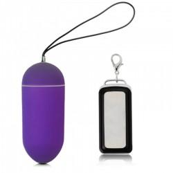 Bullet com Controle Wireless com 20 Modos de Vibração - VipMix