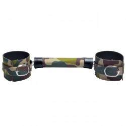 Bracelete Camuflado com Separador de Braços 15 cm - Dominatrixxx