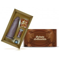 Kit Sedução de Chocolate - Sexy Fantasy