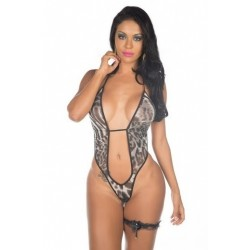 Kit Mini Fantasia Body Felina - Pimenta Sexy