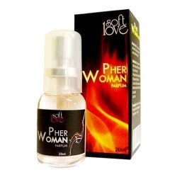 Perfume Feminino Pher Woman Parfum - 20ml Soft Love