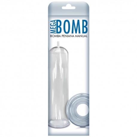 Bomba Peniana Manual Mega Bomb - Sensual Love