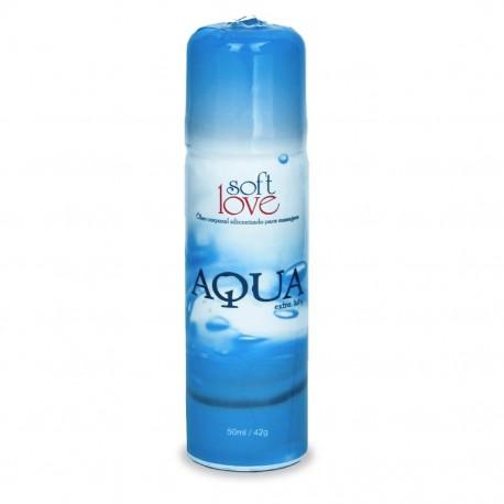 Aqua Extra Luby Lubrificante Siliconado 35ml