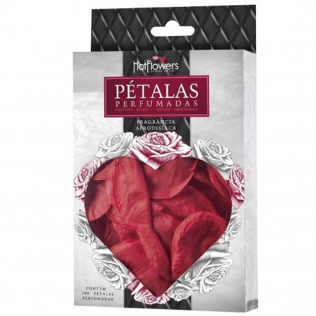 Pétalas Perfumadas Afrodisíacas 100 unidades - Hot Flowers