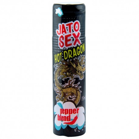 Jato Sex Hot Dragon 18 ml - Pepper Blend