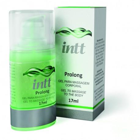 Prolong Gel Funcional Masculino 17 ml - Intt