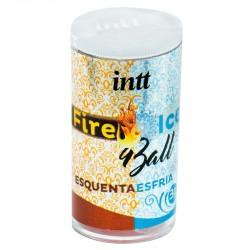 Bolinha Funcional Fire & Ice 02 und - Intt
