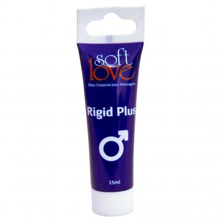 Rigid Plus Bisnaga Soft Love 15ml