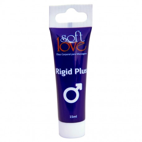 Rigid Plus Bisnaga Soft Love 15ml