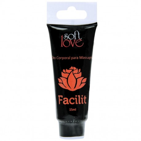 Facilit 4x1 Bisnaga Soft Love 15 ml