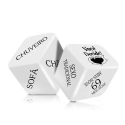 Jogo Cubo Do Amor - Sexy Fantasy