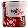 Red Ice Triball Soft Ball Funcional 3un - Soft Love