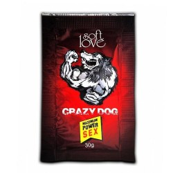 Crazy Dog Maximum Power Sex 30g - Soft Love