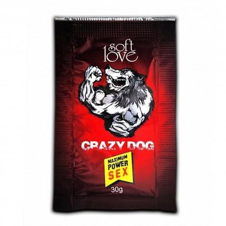 Crazy Dog Maximum Power Sex 30g - Soft Love
