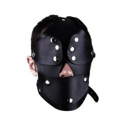 Máscara Capuz Lux - Dominatrixxx