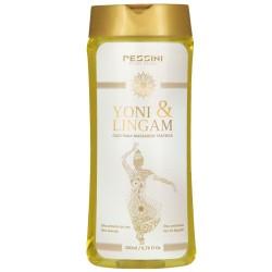 Yoni & Lingam óleo Massagem Tântrica 200ml - Pessini
