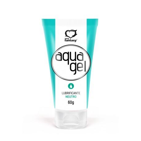 Aqua Gel Lubrificante neutro 60g - Sexy Fantasy