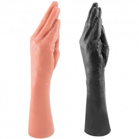 Prótese Maciça para a prática do fisting 34,5 X 7cm - Prazer E Cia