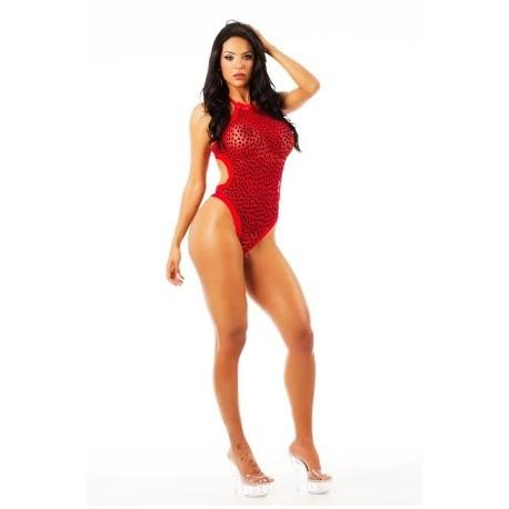 Body Romântico Pimenta Sexy