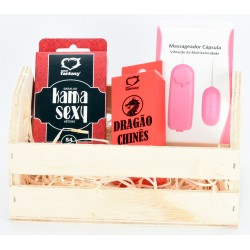 Kit Jogo Caliente I I + Embalagem Grátis - Nuance
