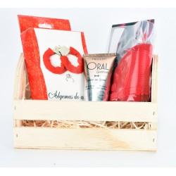 Kit Oral Gourmet Sado + Embalagem Grátis - Nuance